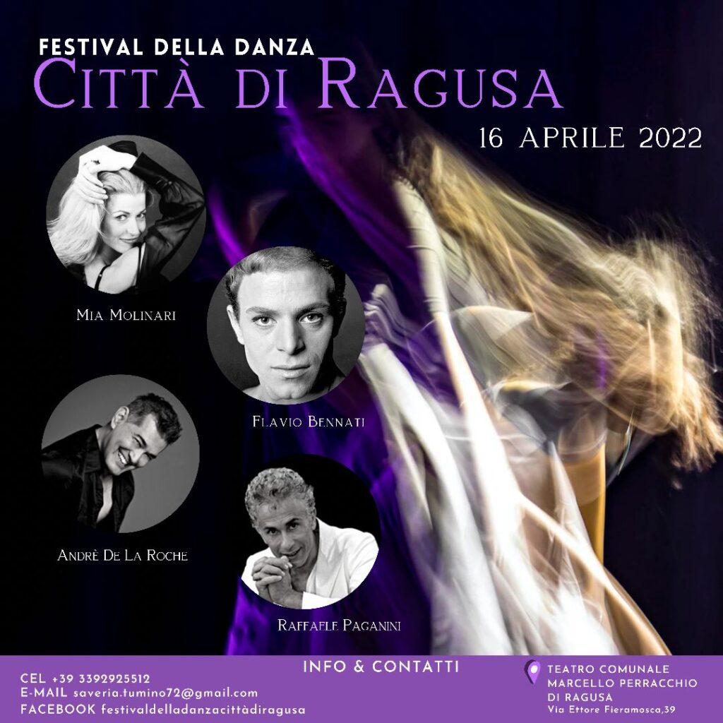 festival della danza e concorso città di ragusa 2022